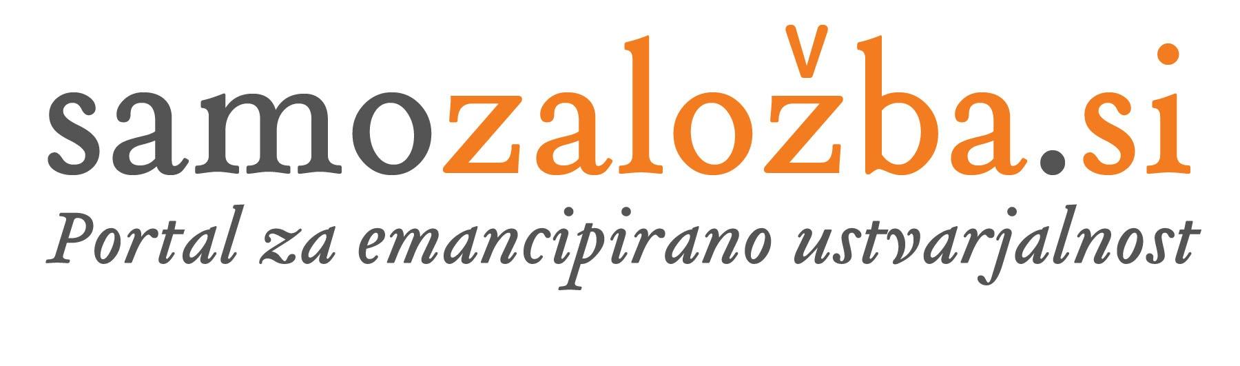 Samozaložba.si | Portal za emancipirano ustvarjalnost