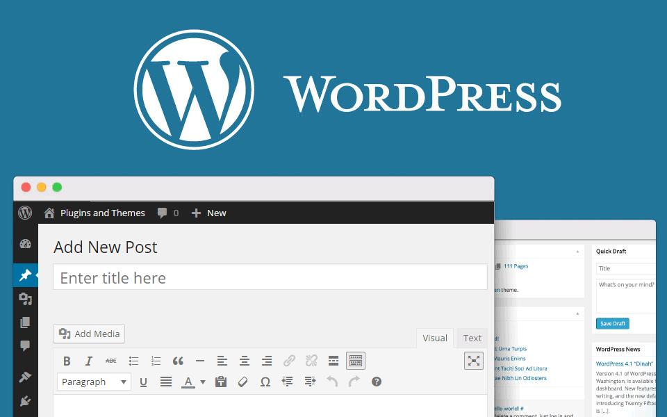 Pisanje prispevkov v WordPressu