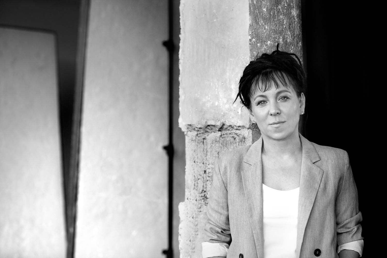 Olga Tokarczuk (arhiv avtorice)