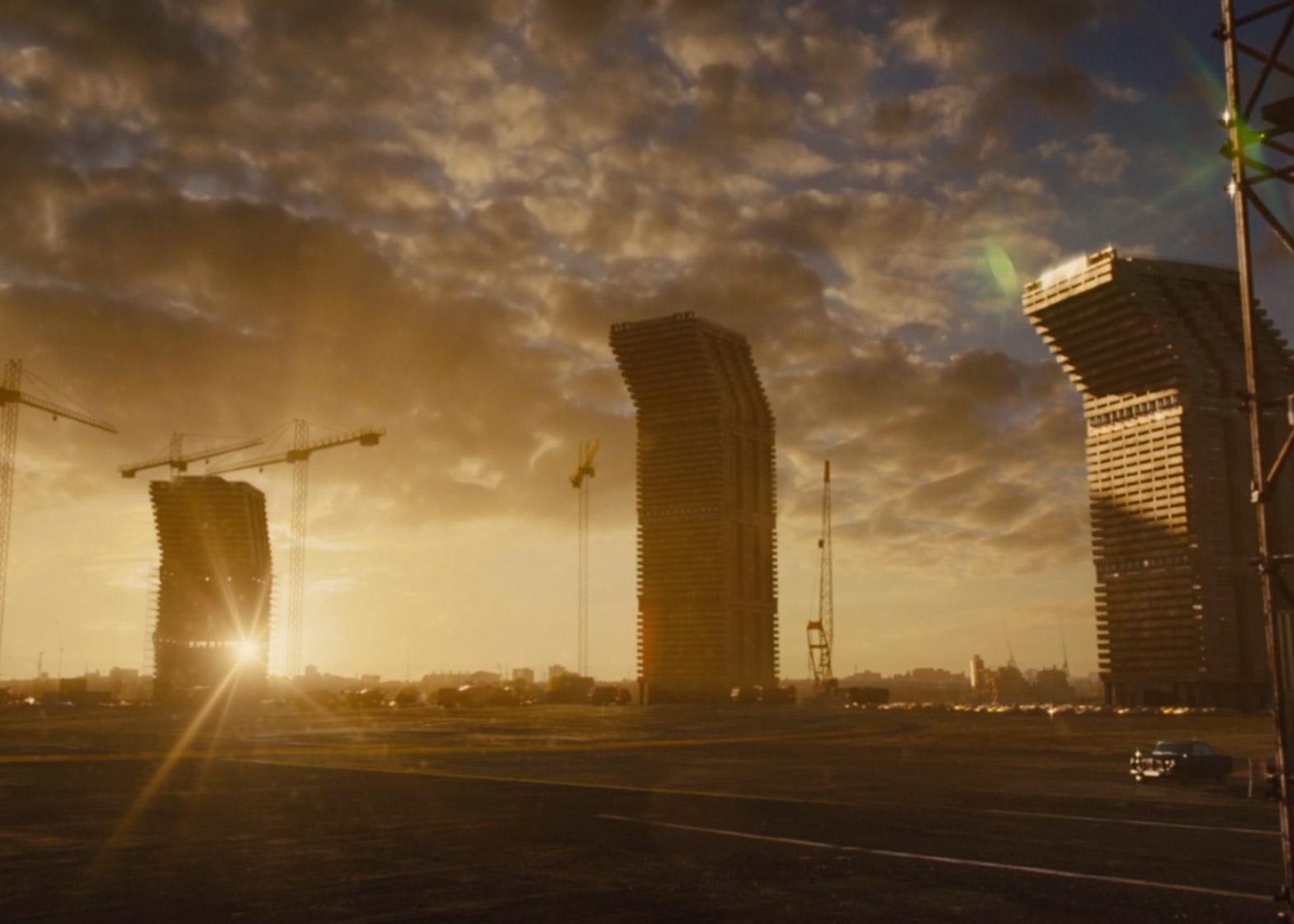 Prizor iz filma Stolpnica (High Rise, 2015)