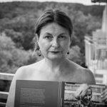 Radka Denemarková o Kunderi in patriarhatu na češki literarni sceni (foto Soňa Pokorná)
