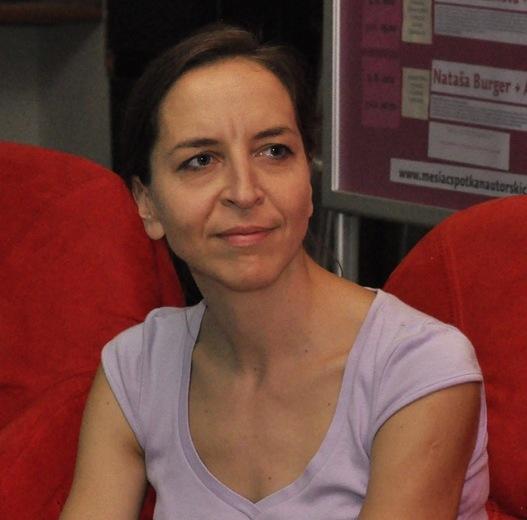 Tatjana Jamnik (foto Krzysztof Puchyra)