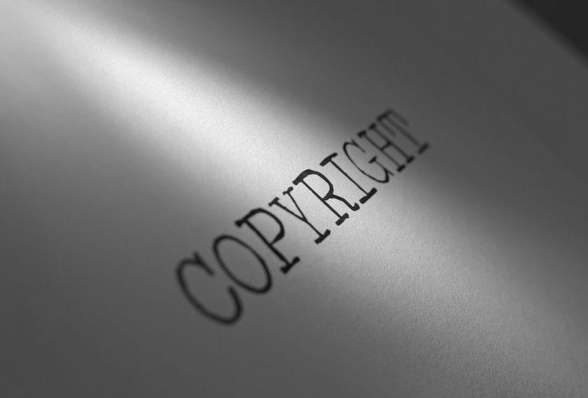 Avtorske pravice ali copyright