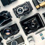 Fotoaparati (foto Alex Andrews, Pexels)