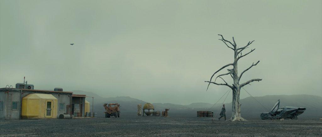 Primer totala (Blade Runner 2049, rež. Denis Villeneuve, 2017)