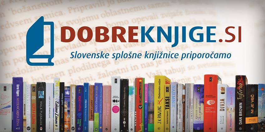 Portal Dobreknjige.si