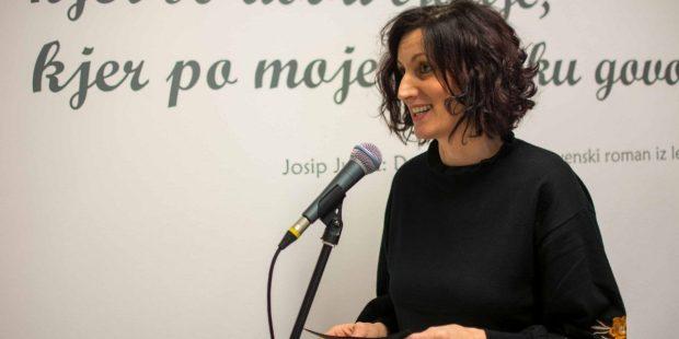 Ksenija Medved, vodja Knjižnice Ivančna Gorica