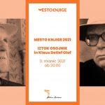 Iztok Osojnik in Klaus Detlef Olof | Mesto knjige 2021