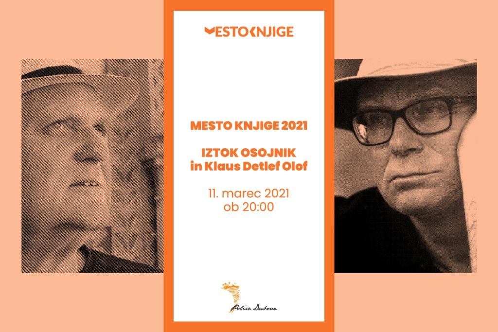 Pogovor: Iztok Osojnik in Klaus Detlef Olof