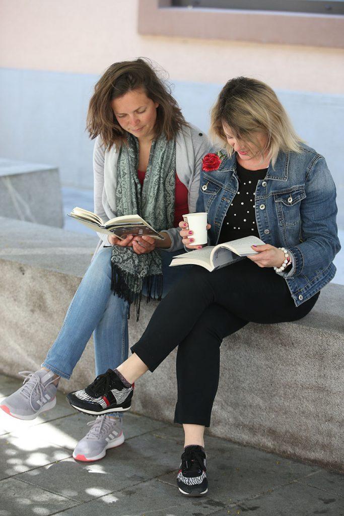 Razstava Knjige v mreži: branje/snovanje (foto: SHERPA)