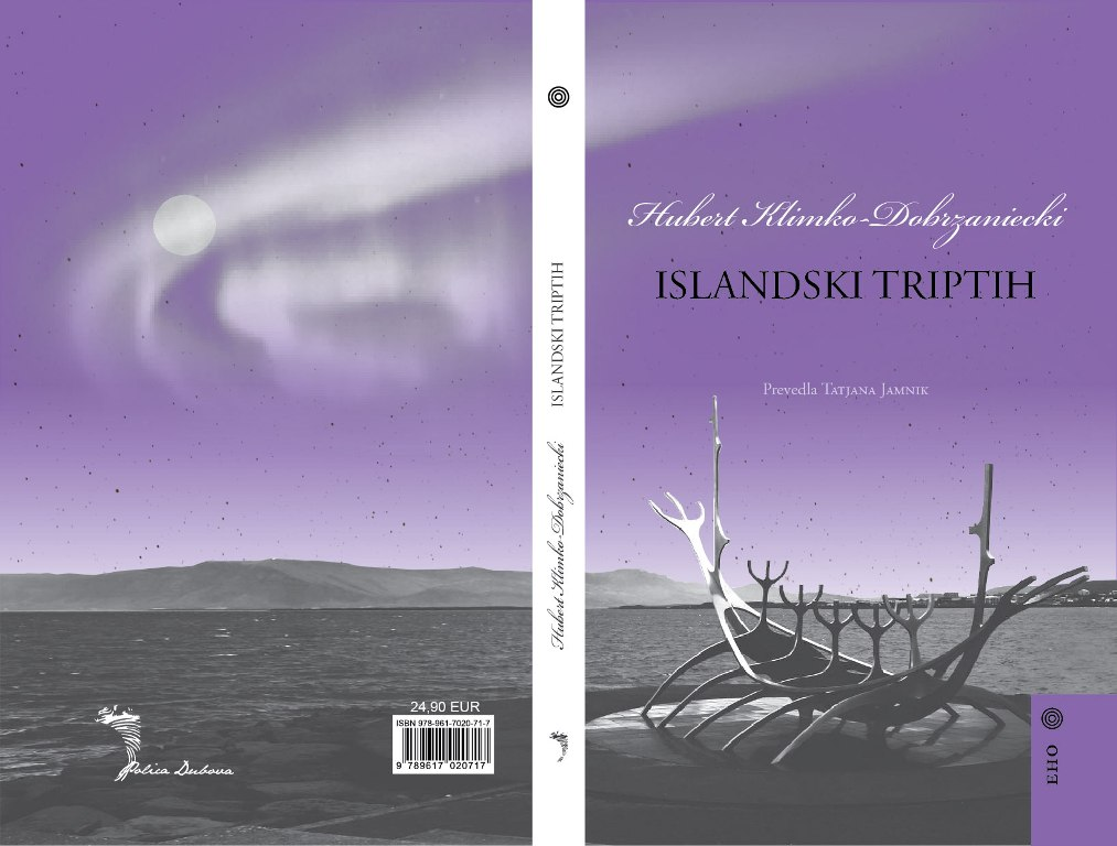 Hubert Klimko-Dobrzaniecki: Islandski triptih