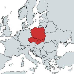 Slovanski fokus: Češka, Poljska in Slovaška