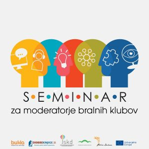 Seminar za moderatorje bralnih klubov